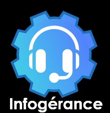 infogérance logo